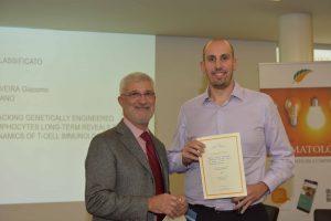 2° Premio - Dr. Giacomo Oliveira