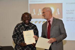 3° Premio - Dot.ssa Fary Diop
